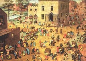 15_Brueghel_SpieleMittelalter_A3